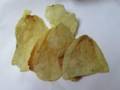 パクチーポテトチップス