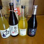 寺田本家の無添加のお酒を4本買ってみた